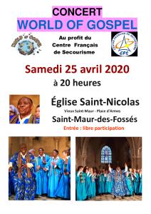 Affiche St-Nicolas